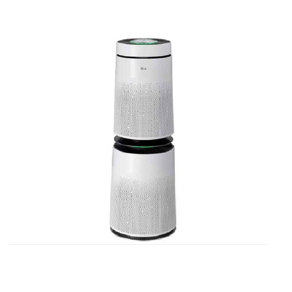 Purificador-de-Ar-2-Filtros-LG-Puricare-360°-Branco--127-Volts--