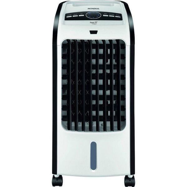Climatizador-Flash-Air-Mondial-80W-CL-03-Branco-Preto---220-Volts-