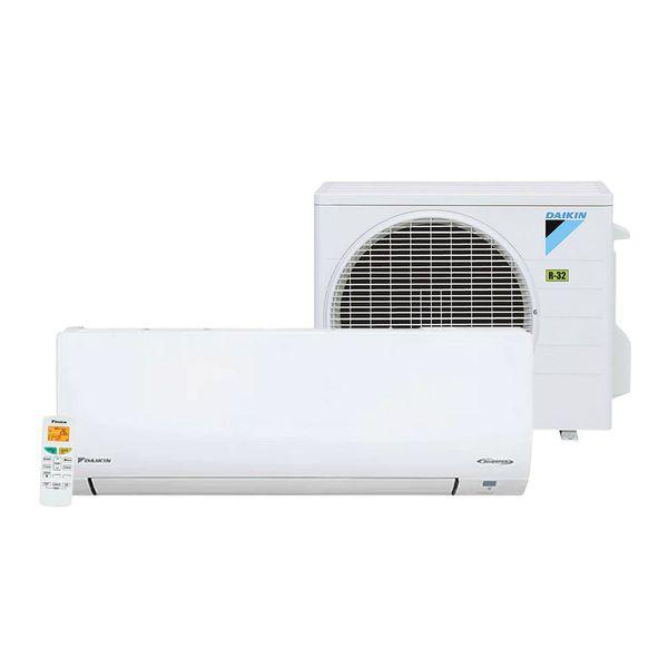 Ar-condicionado-Split-Inverter-Daikin-EcoSwing-Smart-R-32-9.000-BTU-h-Frio-Monofasico-FTKP09Q5VL---220-volts
