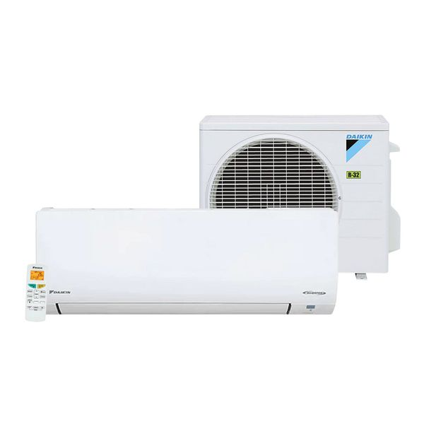 Ar-condicionado-Split-Inverter-Daikin-EcoSwing-Smart-R-32-12.000-BTU-h-Frio-Monofasico-FTKP12Q5VL---220-volts