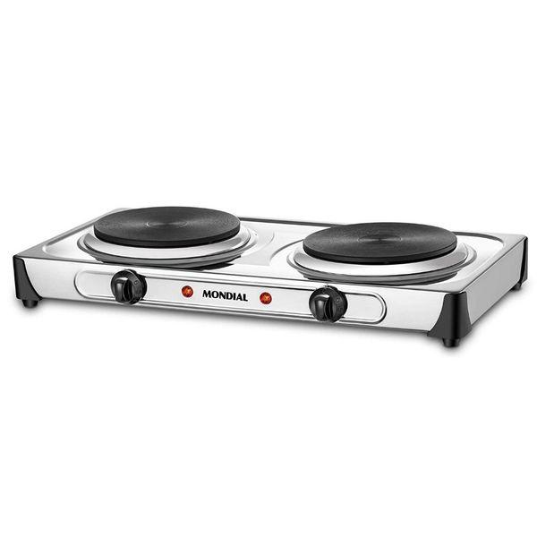 Fogao-Eletrico-Mondial-Fast-Cook-Due-Inox-FE-03---127-Volts