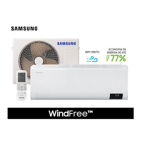 Ar-Condicionado-Split-Inverter-WindFree-Sem-Vento-9.000-BTU-h-Frio-Monofasico-AR09AVHABWKNAZ-–-220-Volts