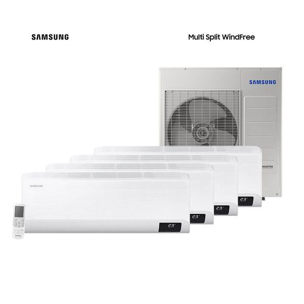 Ar-Condicionado-Multi-Split-Inverter-Samsung-WindFree-4x12.000-BTU-h-Quente-e-Frio-Monofasico-AJ100TXJ5KH-EA-–-220-Volts-
