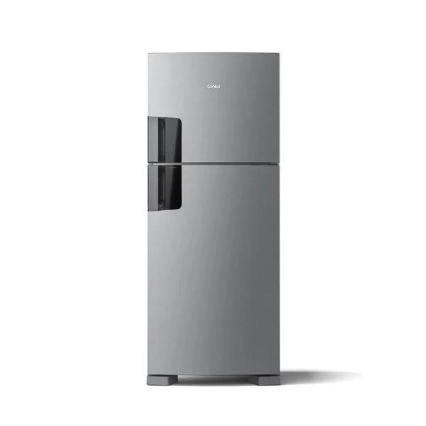 Refrigerador-Consul-Frost-Free-Duplex-410-Litros-com-Espaco-Flex-e-Controle-Interno-de-Temperatura-Inox-CRM50HK-–-127-Volts