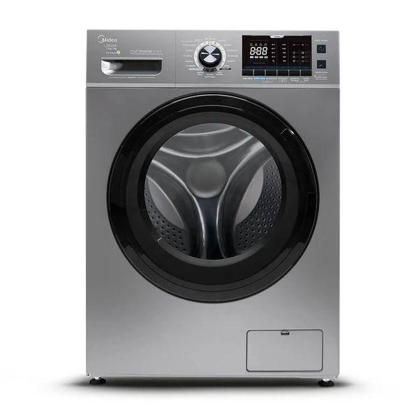 Lava-e-Seca-Midea-11Kg-Storm-Wash-Inverter-Tambor-4D-Grafite-LSE11X2-–-220-Volts